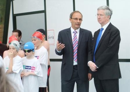 Amherst School - with Derry Wiltshire, Headteacher