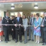 Opening Rockdale House, Sevenoaks