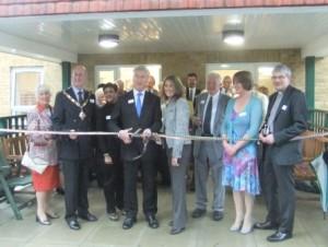 Opening Rockdale House