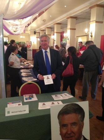 Swanley Jobs Fair 2013