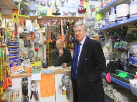 The DIY Shop, Westerham