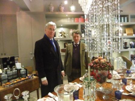 Taylor Smith Antiques, Westerham