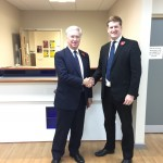 Meeting Kent Police & Crime Commissioner Matthew Scott