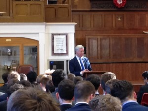 The Skinners School Lecture