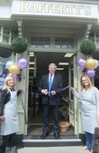 Relaunch of Rafferty's of Eynsford