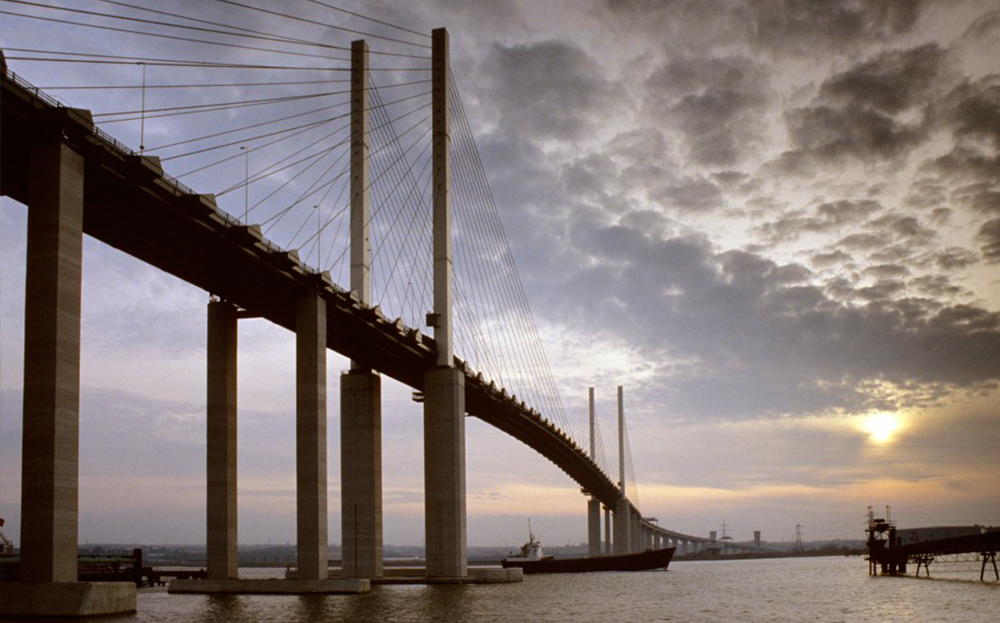New Lower Thames Crossing 'a stamp of confidence', says Sevenoaks MP