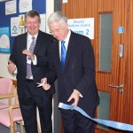 Opening the Centre!