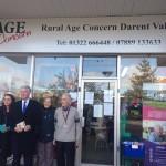 Outside Rural Age Concern Darent Valley