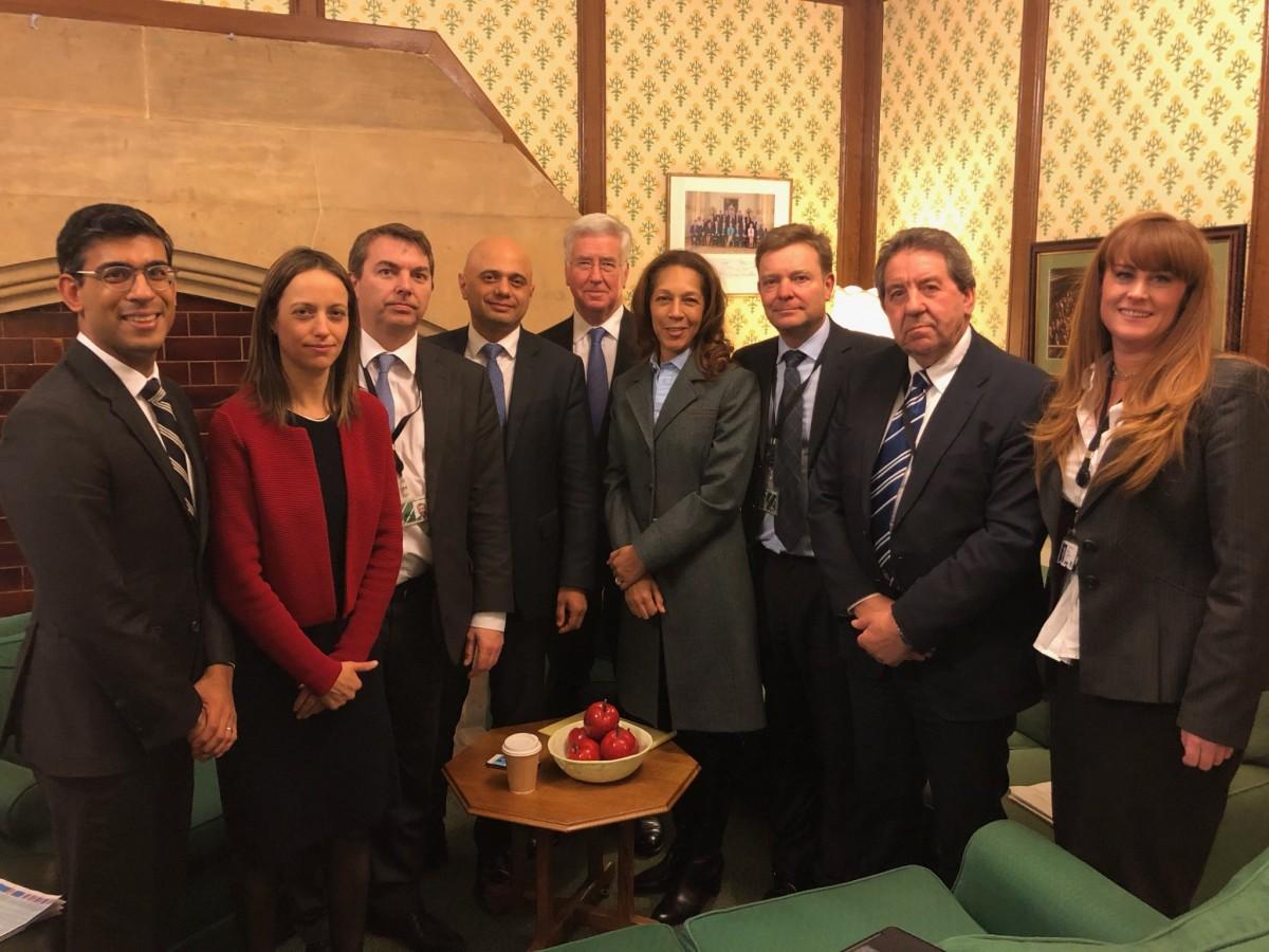 Kent MPs
