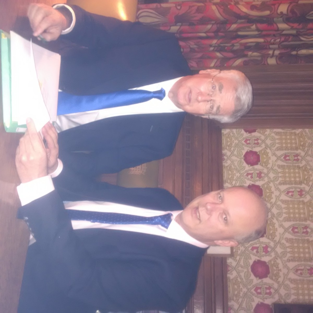 Michael with Grayling 30 Jan 18 1