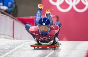Lizzie Yarnold at Pyeongchang 2018